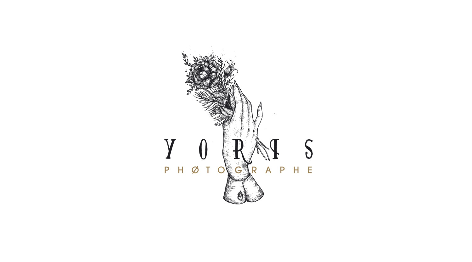 logo pour le photographe Yoris Photography